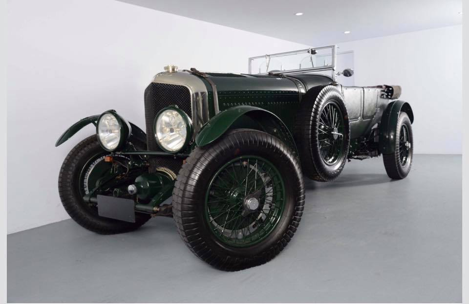WillShip NZ Shipping A Half Million Dollar 1930 Bentley From Sydney to Ireland Image