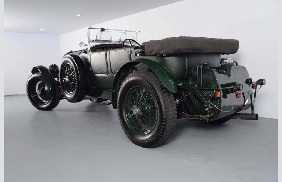 Willship Nz Experience Shipping Half Million Dollar 1930 Bentley From Sydney to Ireland