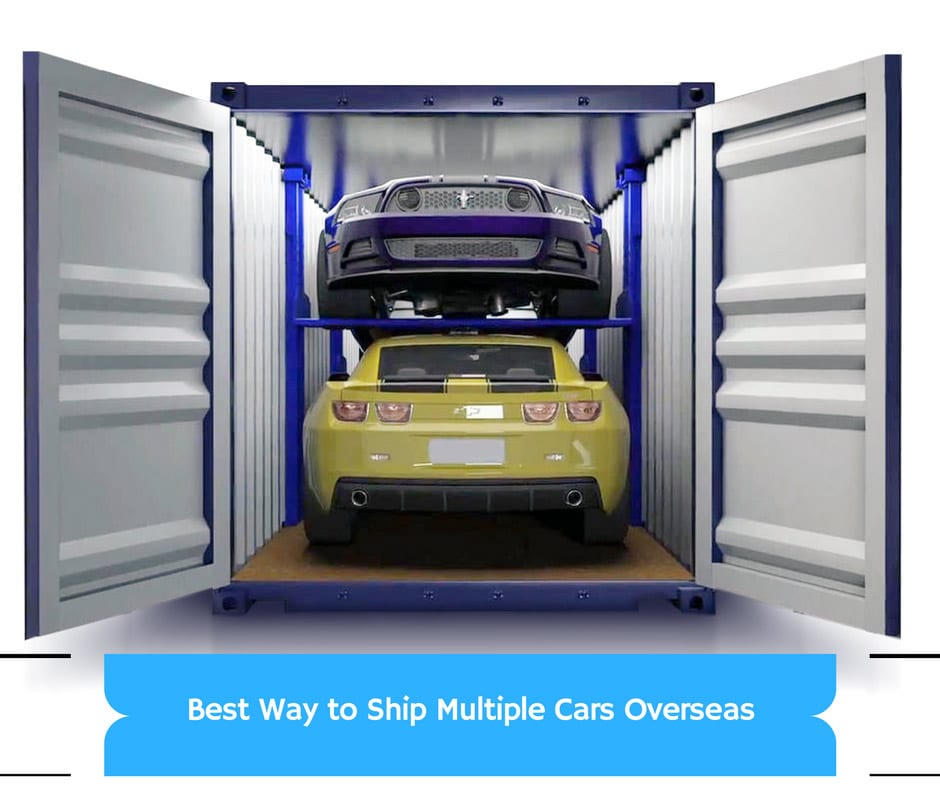 Best Way to Ship Multiple Cars Overseas Image