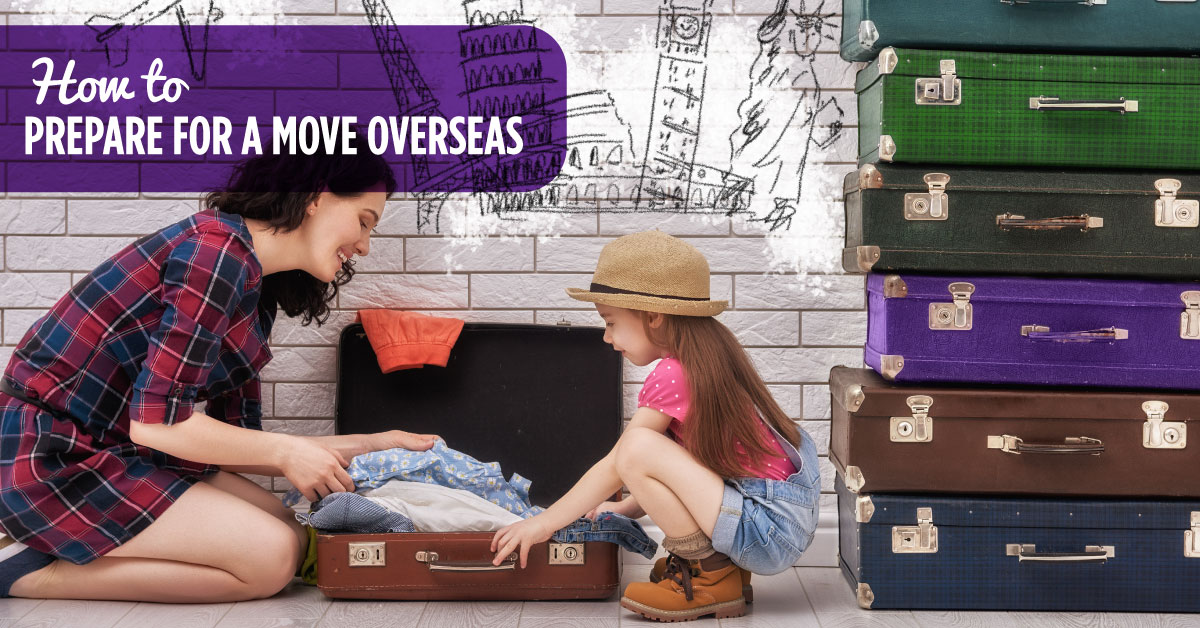 How to Prepare for a Move Overseas - Willship NZ