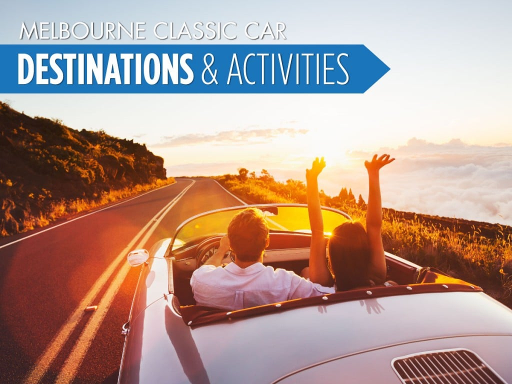 Melbourne Classic Car Destinations and Activities Image