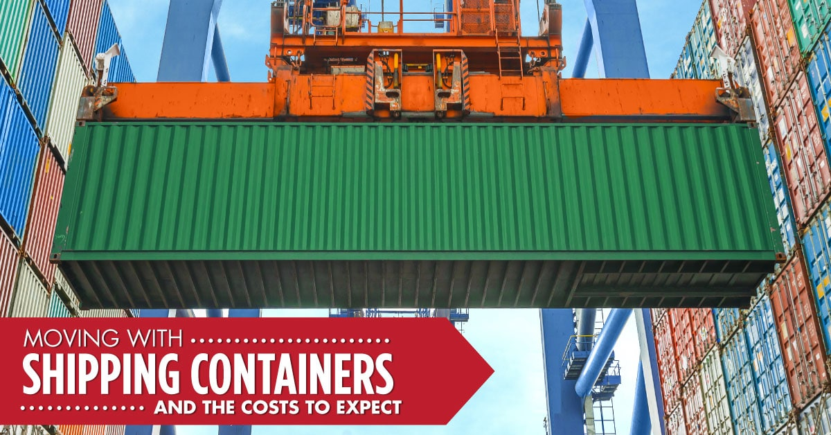 Moving With Shipping Containers and the Costs to Expect - Willship NZ