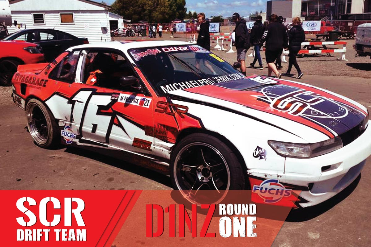 SCR Drift Team D1NZ Image WillShip NZ