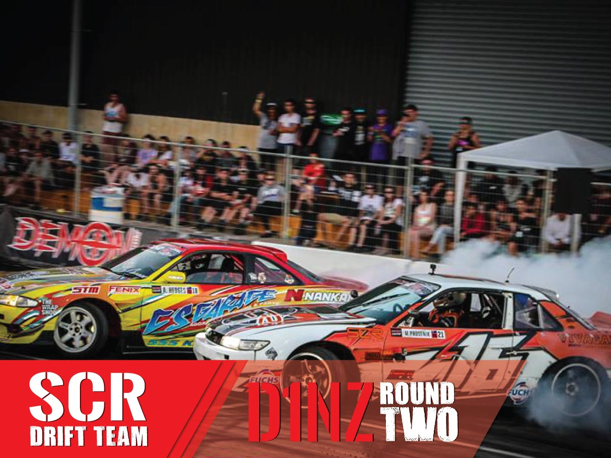 SCR Drift round Image WillShip NZ