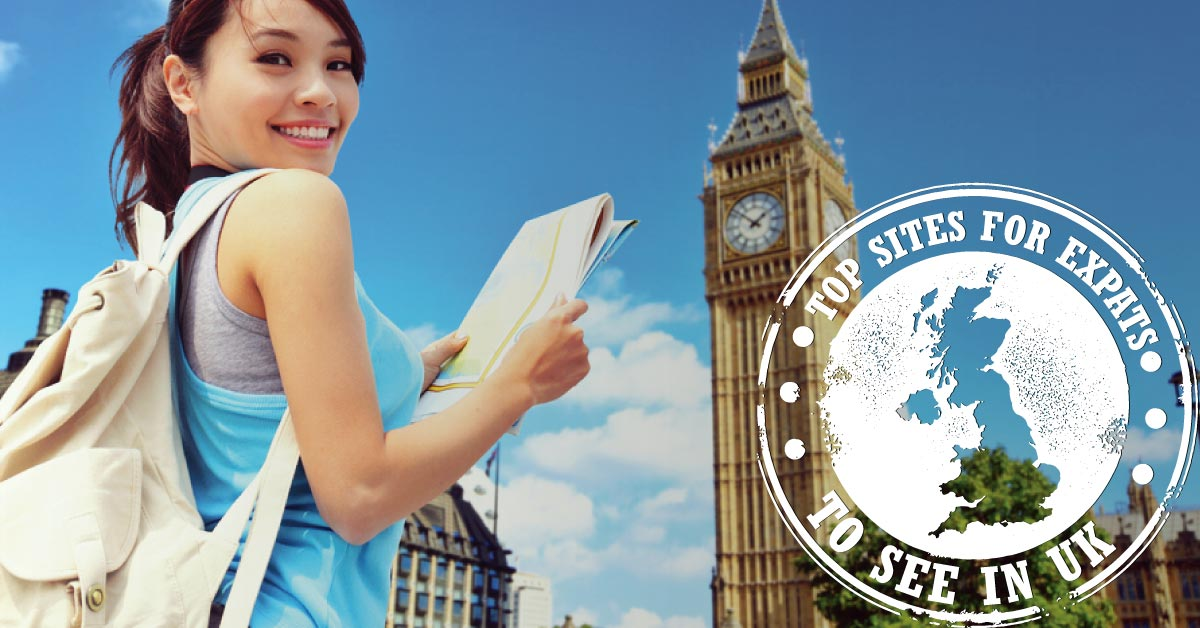 Top Sites For Expats to See in the UK - Willship NZ
