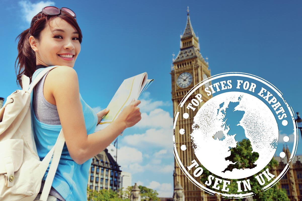 WillShip NZ Top sites for Expats to see in the UK Image