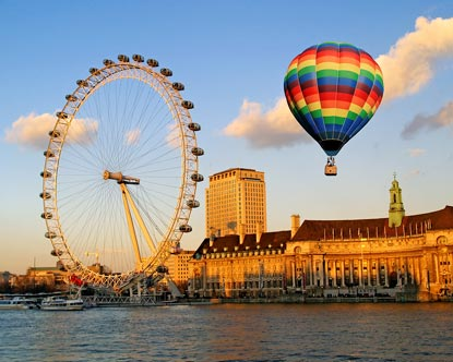 London Eye Willship NZ Image