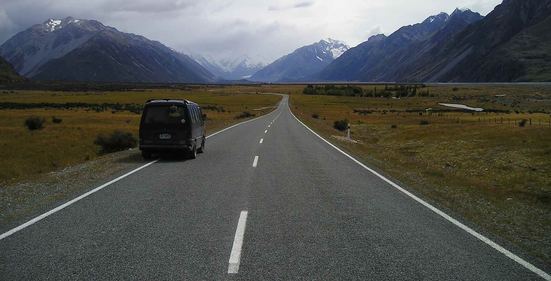 WillShip NZ new zealand road image