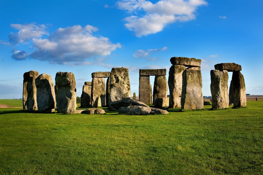 Top Sites for Expats to see in the UK Stone Henge Willship NZ Image