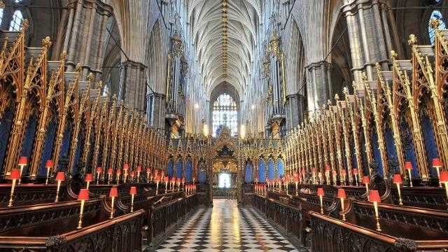 Westminster Abbey Willship Nz Image