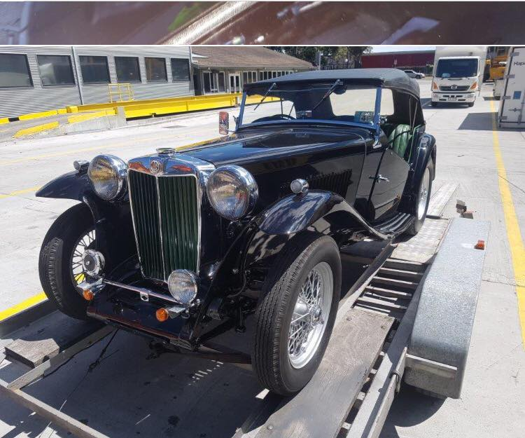 Importing A Classic Car To New Zealand By WillShip NZ