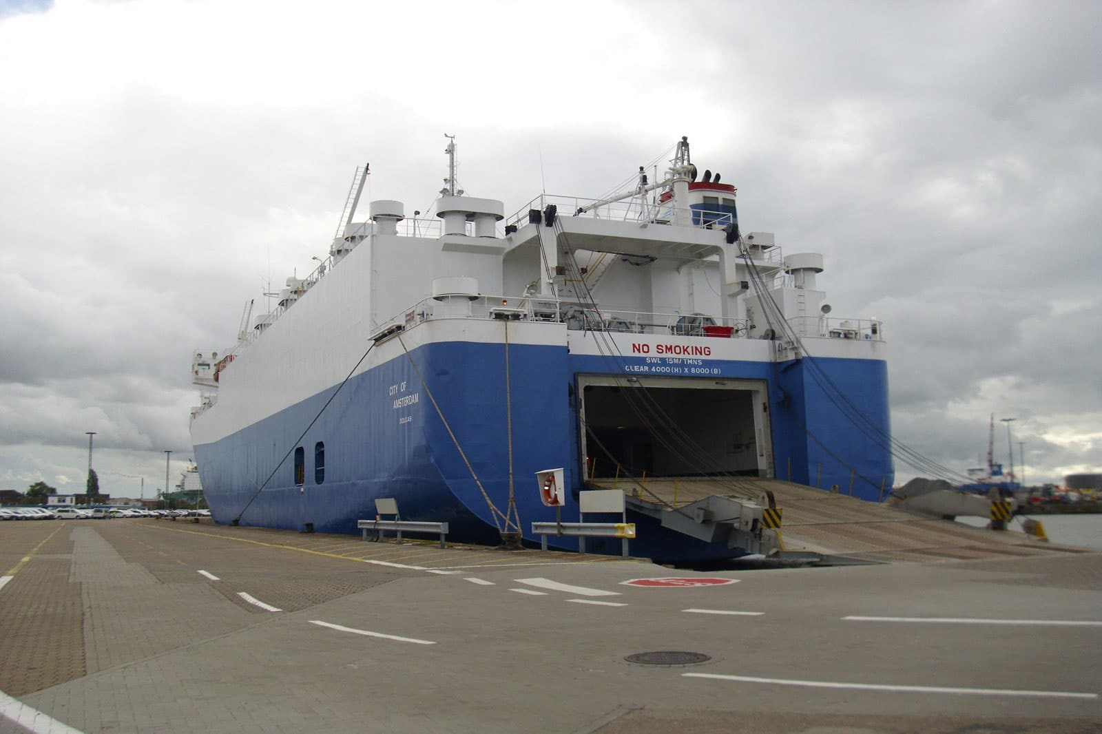 The WillShip NZ Roro Shipping Vessel for All Your Shipping Needs